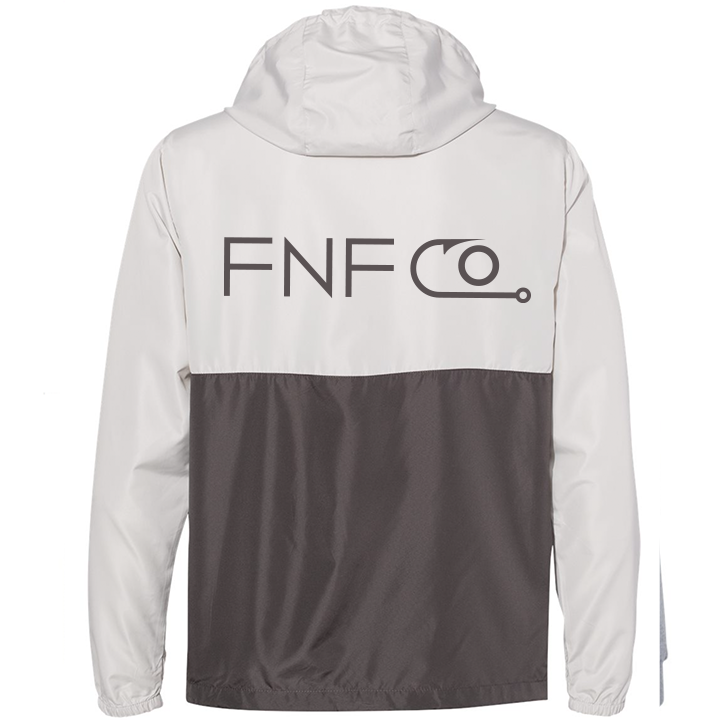 Image of FNFCO Pullover Jacket (monochromatic)