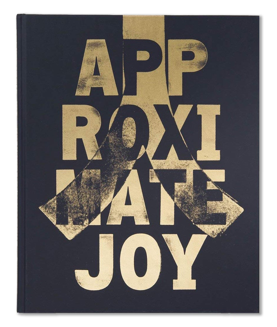 Image of Approximate Joy - Christopher Anderson - SIGNED