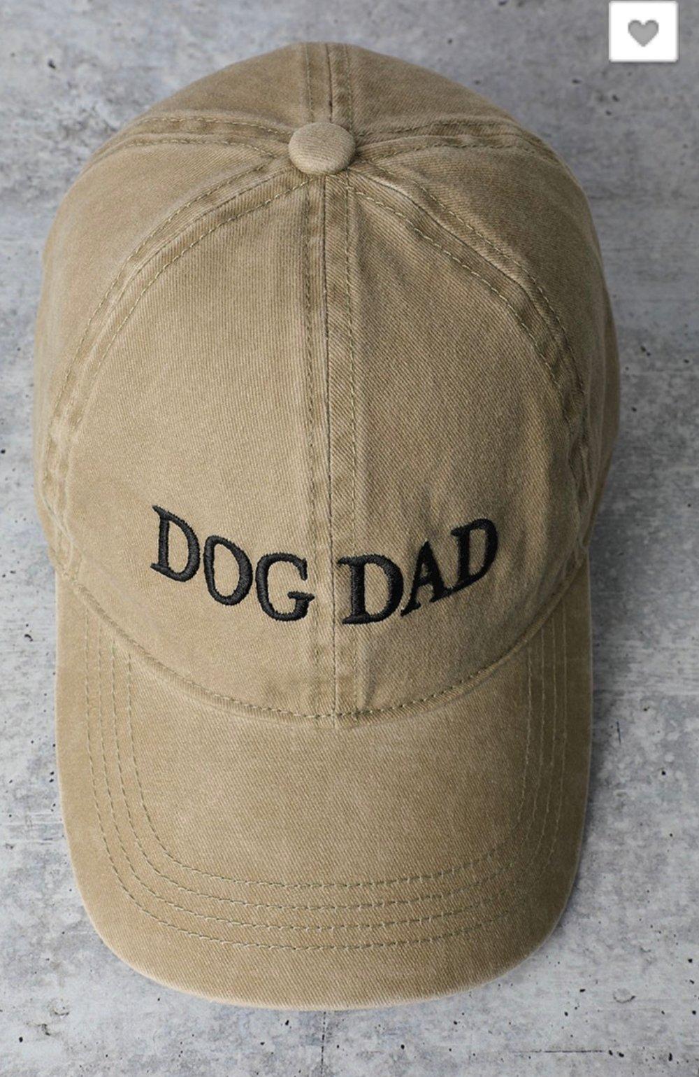 Image of DOG DAD HAT