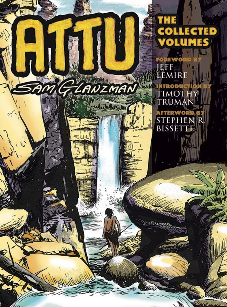 Image of  ATTU: The Collected Volumes by Sam Glanzman