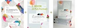 Image of Elements Book, Elements e-book AND Curriculum Pack Bundle