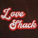 Love Shack Woodcut Picture