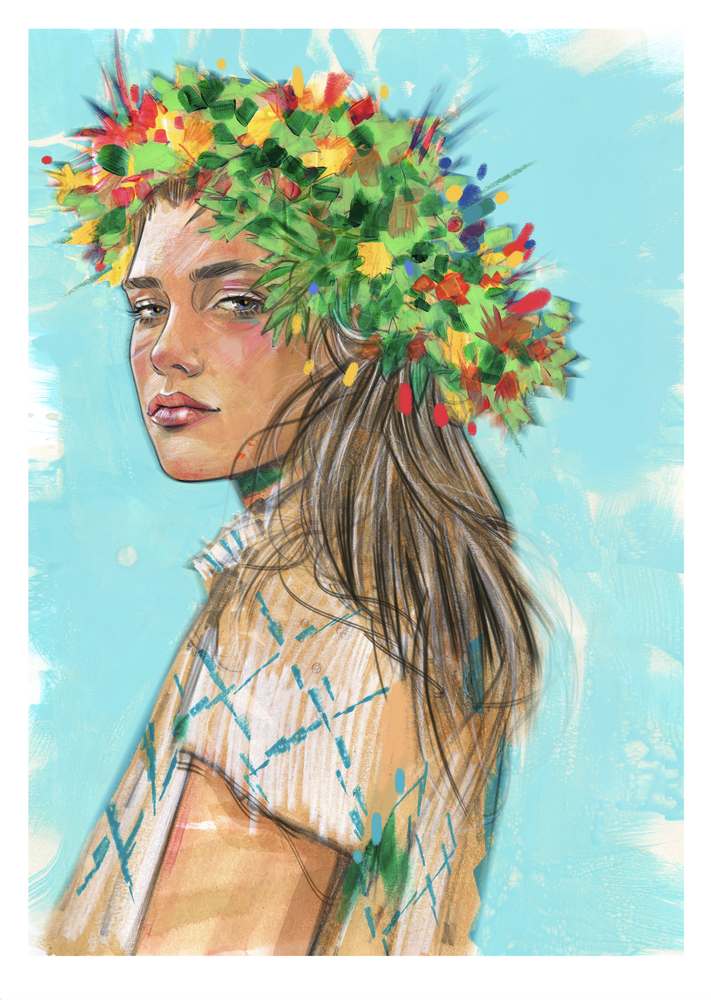 Image of SUMMER VARIANT TIMED EDITION PRINT
