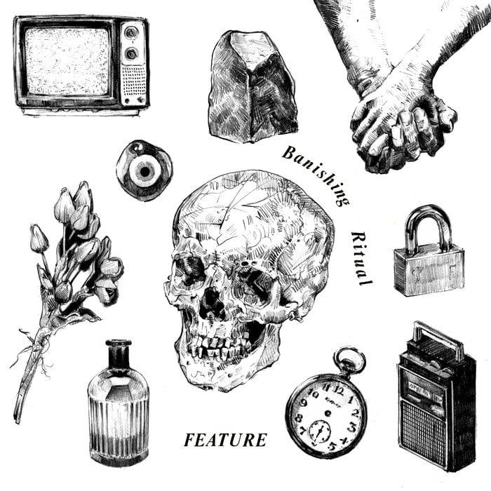 Image of Feature - 'Banishing Ritual' LP
