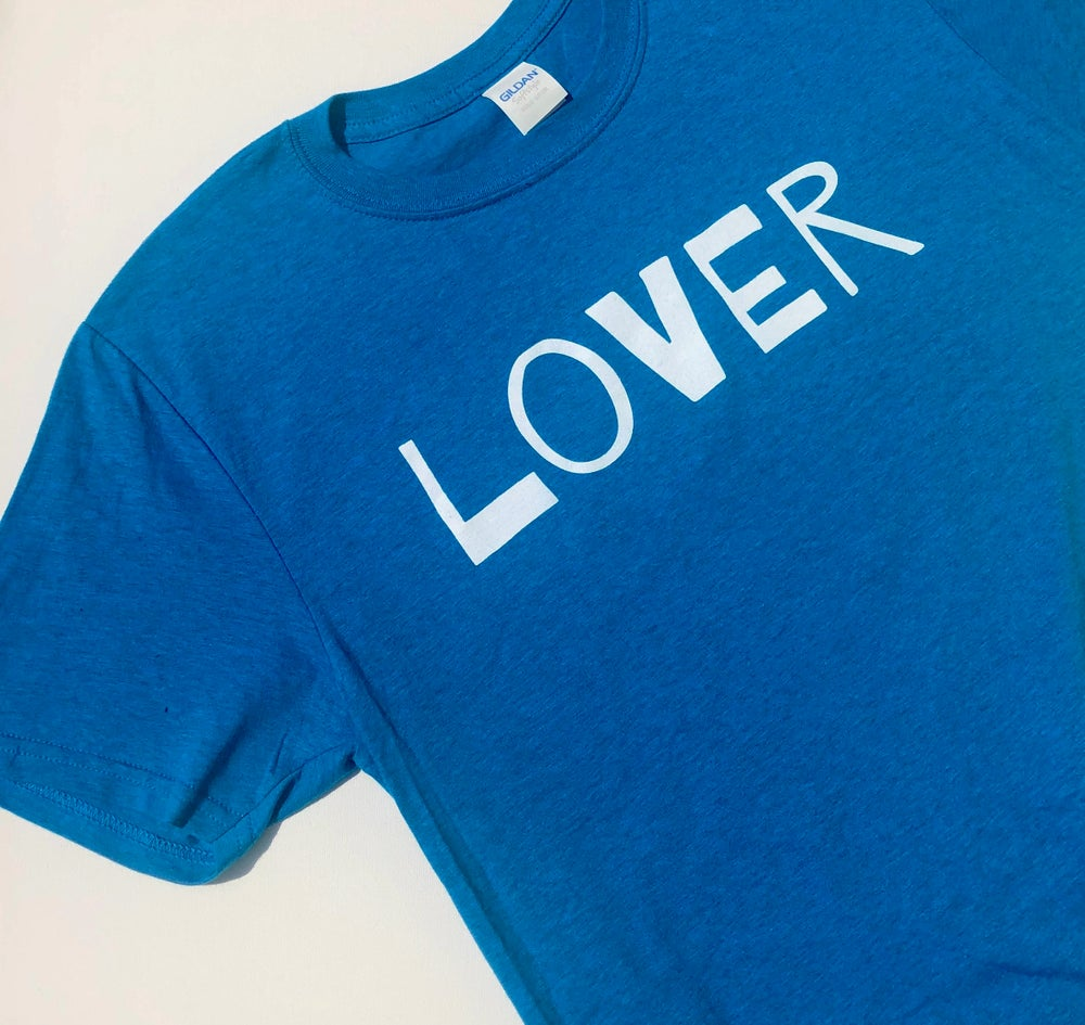 "Image of ""lover"" t-shirt"