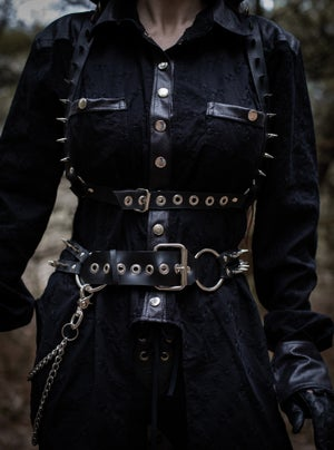 Image of Black Switchblade Harness