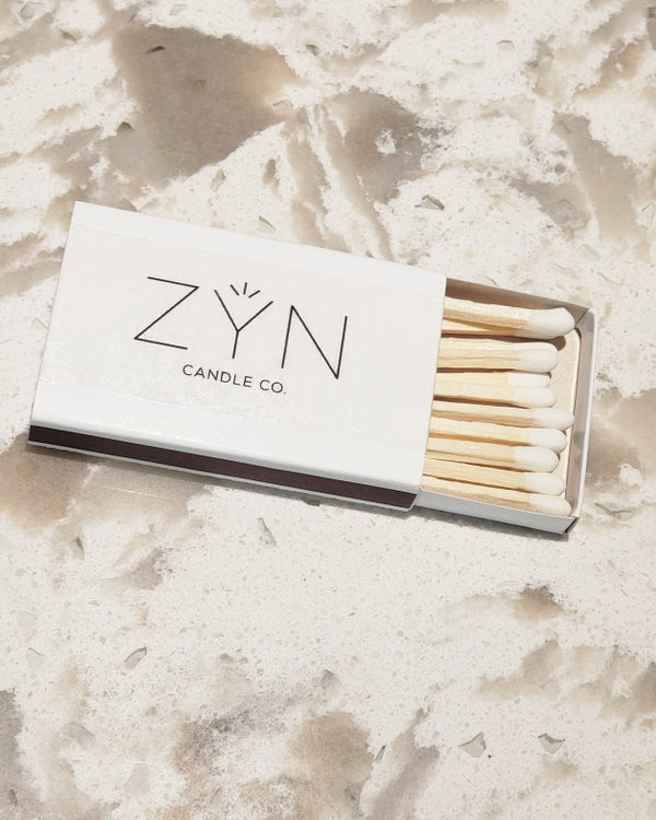 Image of ZYN Candle Co Matchbox