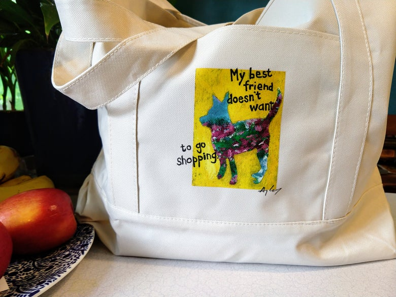 Image of Spike Tote Bag