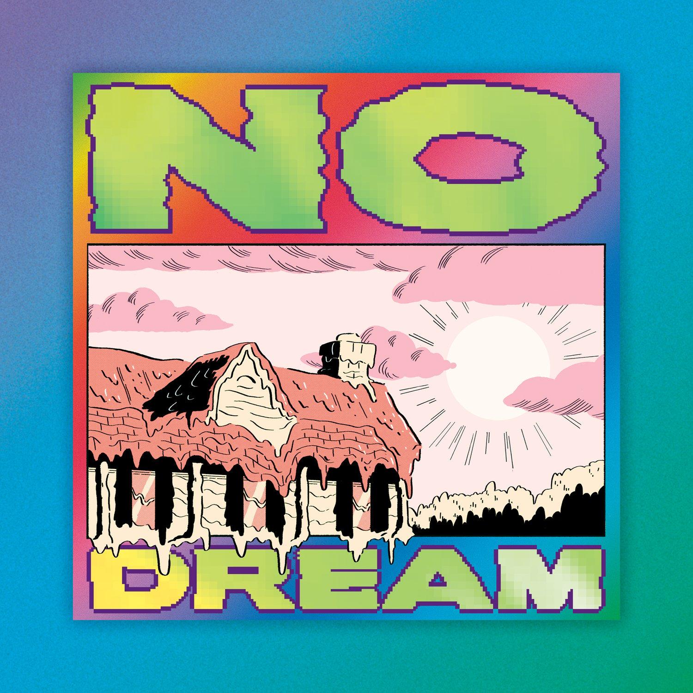 Image of Jeff Rosenstock - NO DREAM LP