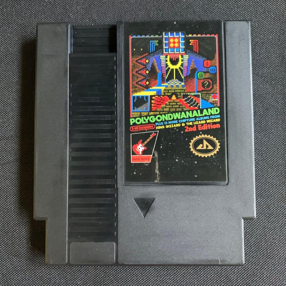 Image of 8-bit Gizz NES Cart V2 by 8-Bit Escapades