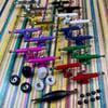 Single axle 32mm Trucks & wheels