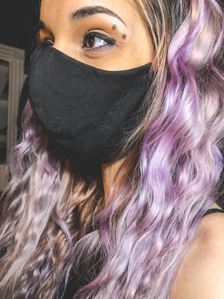 Image of Black Face Mask