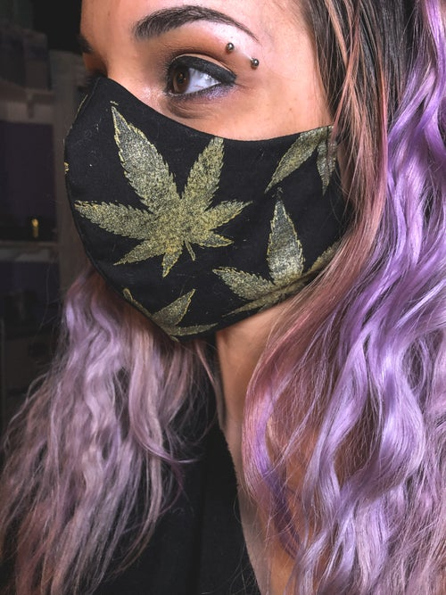 Image of DeadHead OG Face Mask