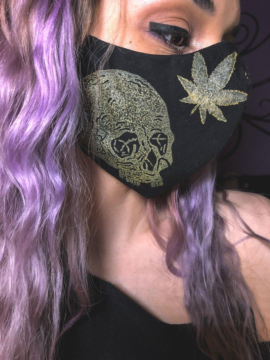Image of DeadHead OG Face Mask