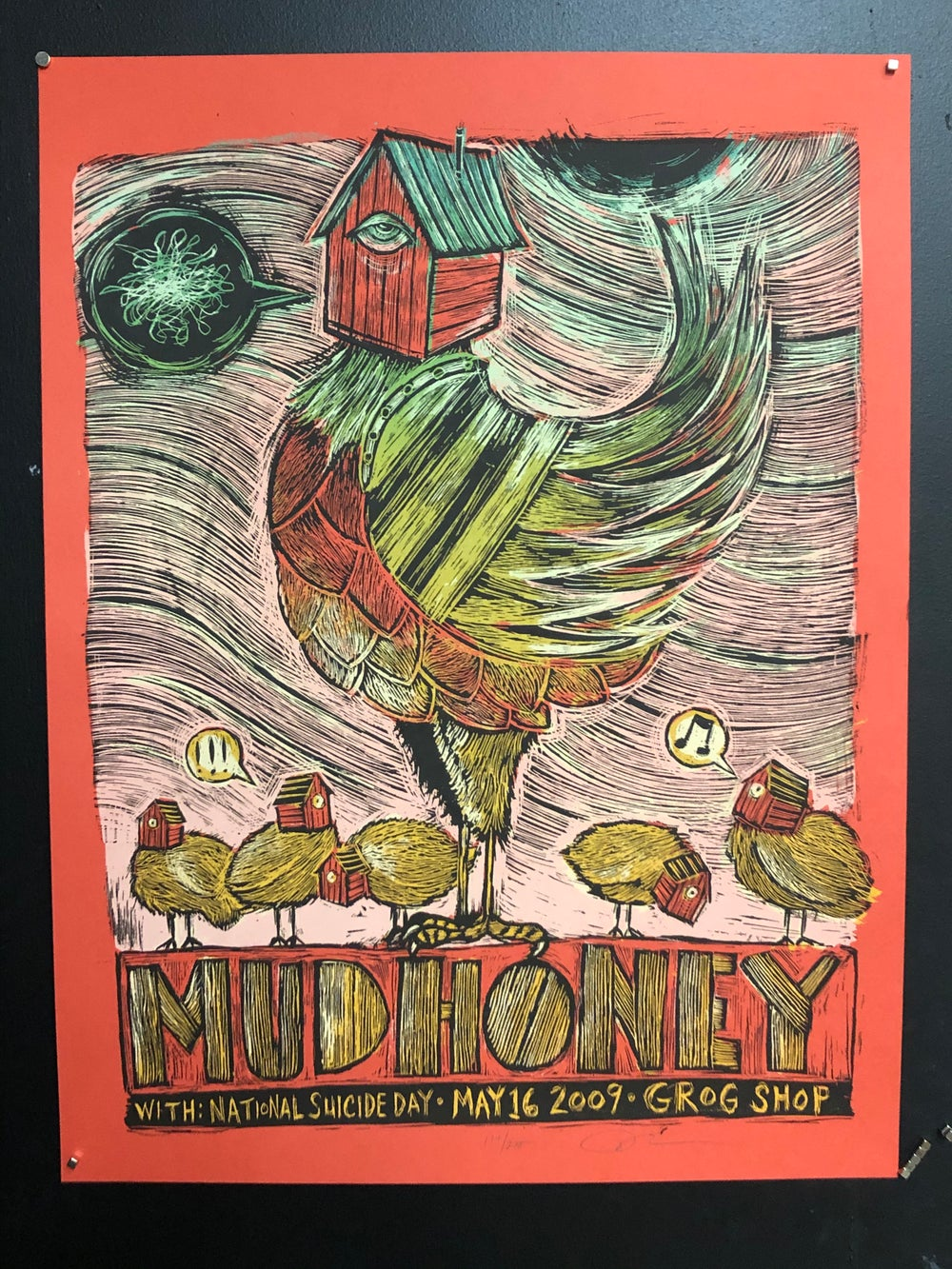 Mudhoney 2009 Grog Shop