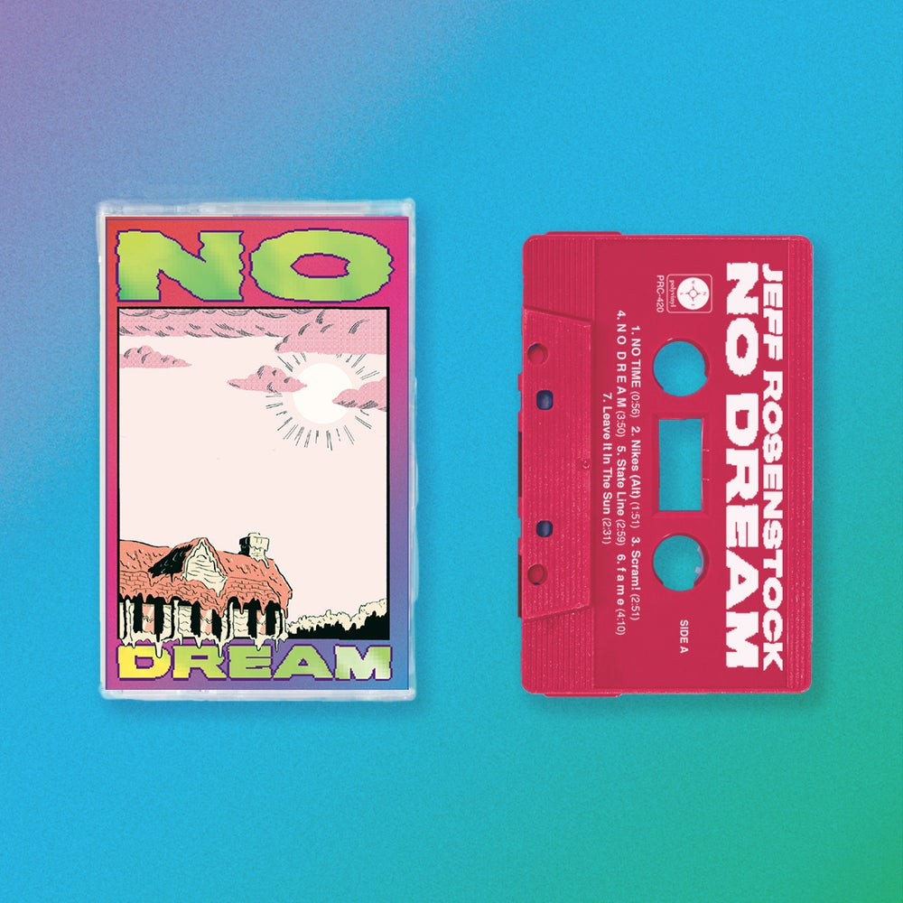 Image of Jeff Rosenstock - NO DREAM CASSETTE