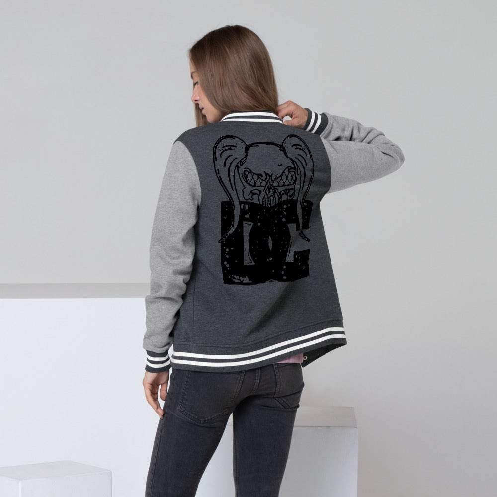 Image of Neotrix Collection Women's Letterman Jacket