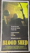 BLOOD SHED Movie Poster