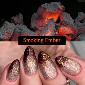 Image of Smoking Ember  (Available 4 June at 6pm)