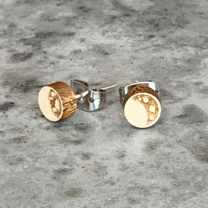 Image of Mayari Stud Earrings