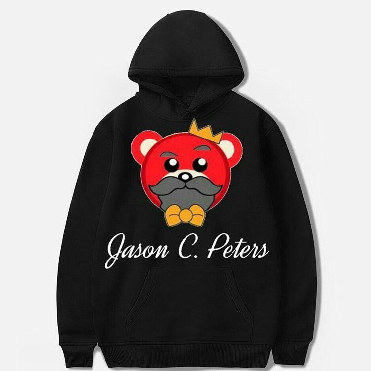 Image of King Bear Hoodie