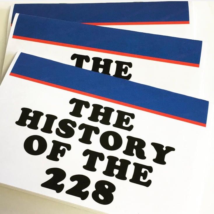 Image of 228 Zine