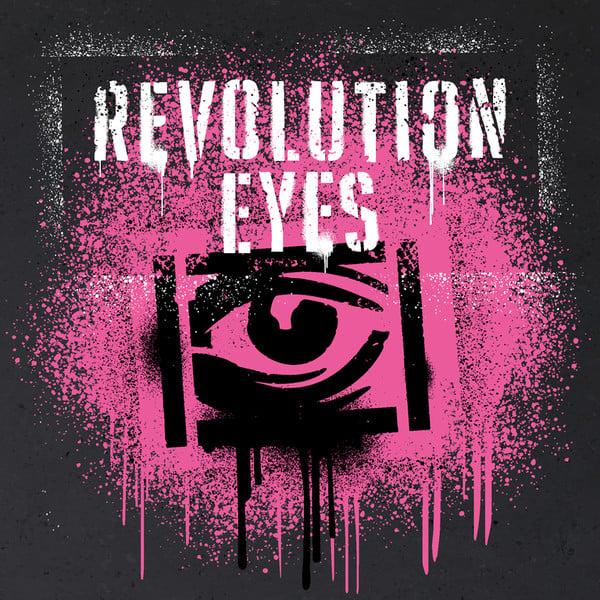 "Image of Revolution Eyes - s/t 7"""