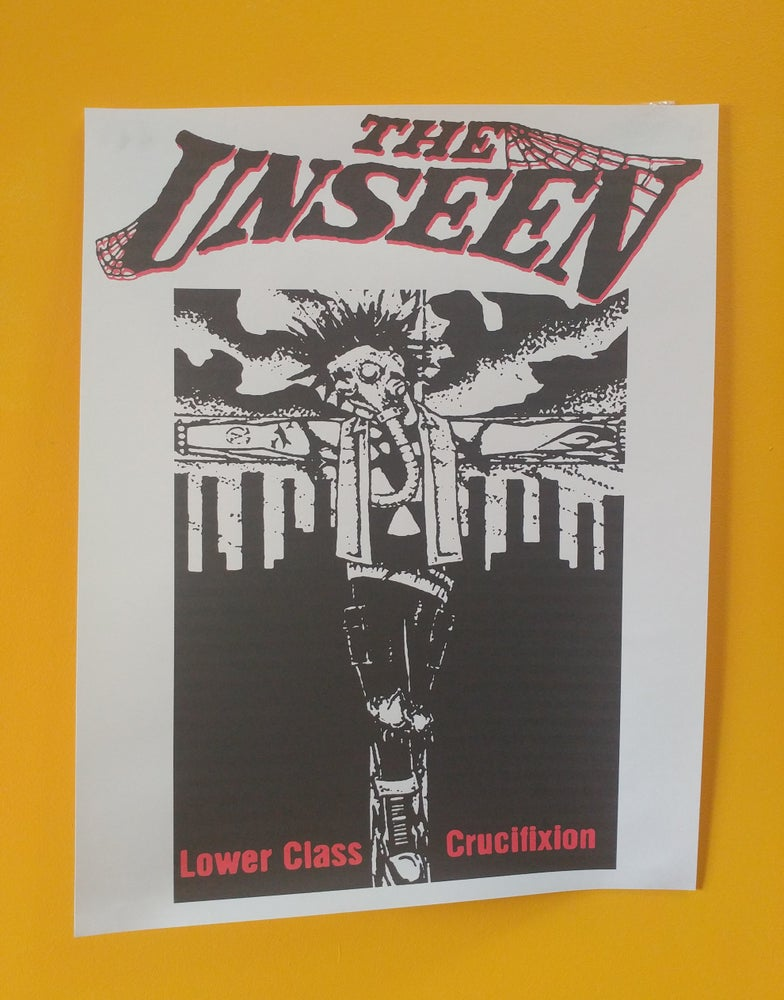 Image of The Unseen colored poster 22x28