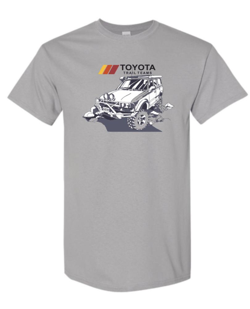 Image of FJ80 Trail Teams Shirt