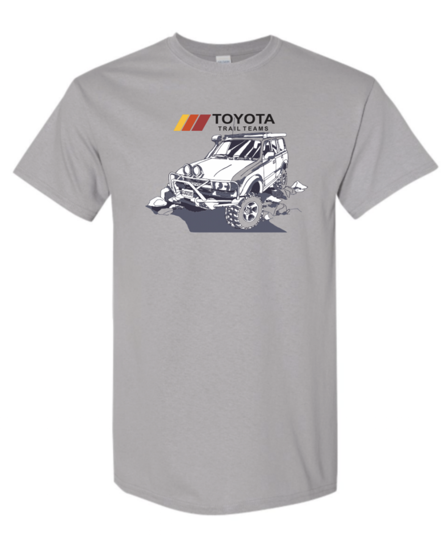 Image of FJ80 Trail Teams Shirt