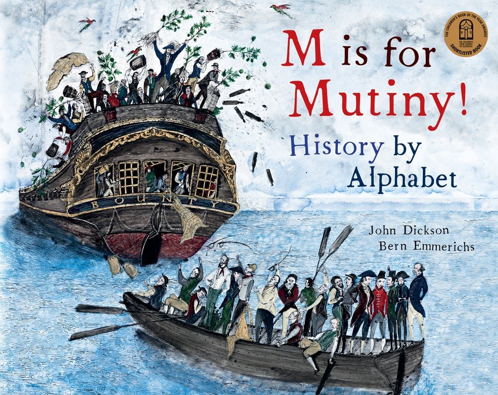 Image of M is for Mutiny: History by Alphabet