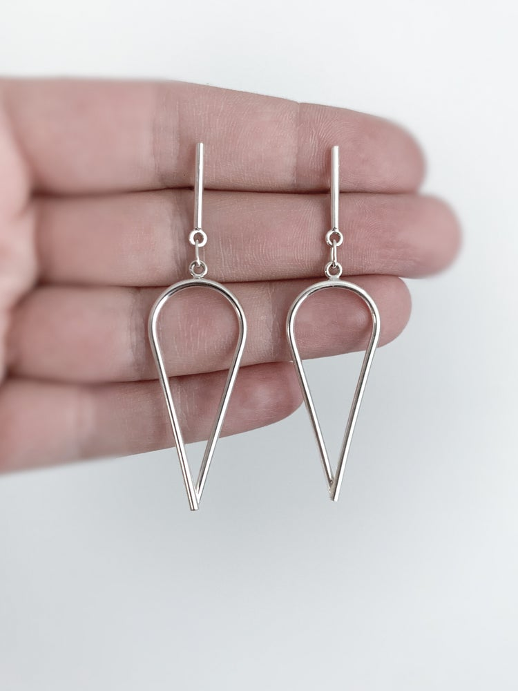 Image of Dagger Earrings - Small