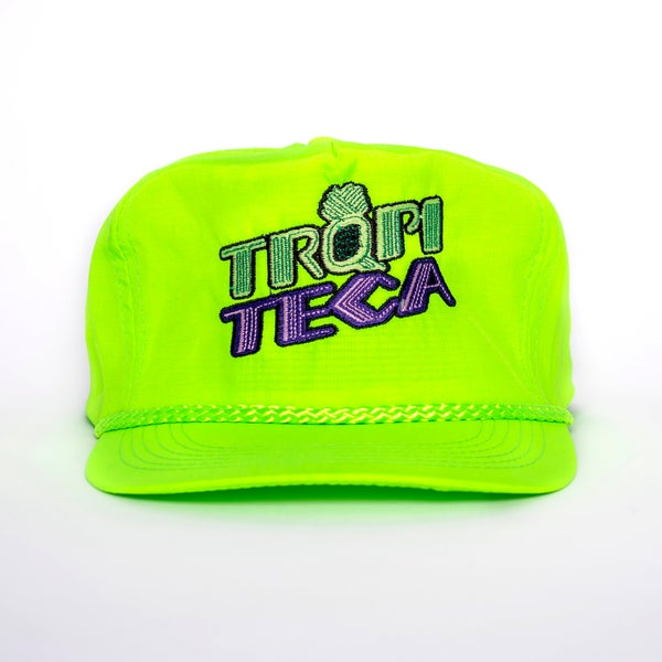 Image of TRQPITECA BIG LOGO HAT