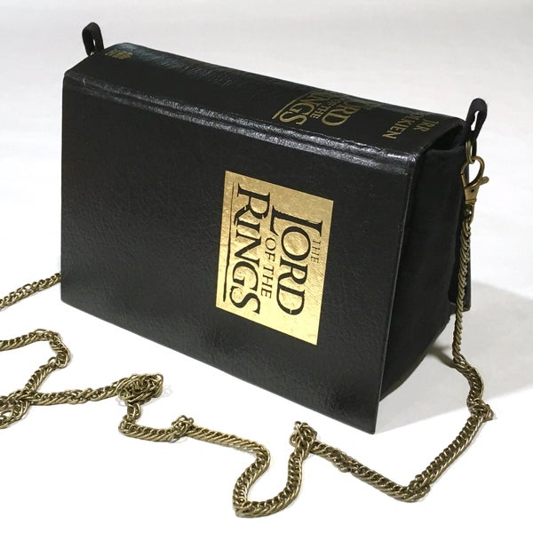 Image of Lord of the Rings Book Purse, J.R.R Tolkien