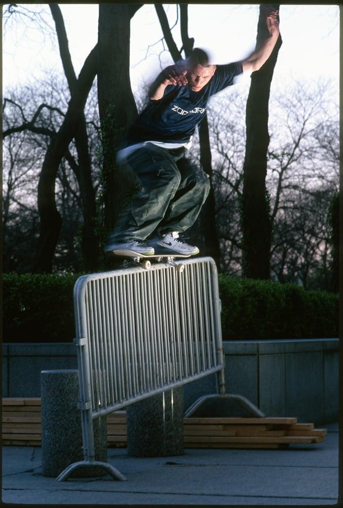 Dave Ruta,  Chicago 97 by Tobin Yelland