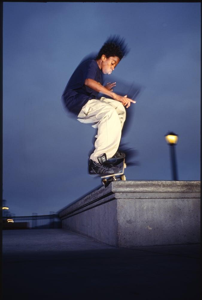 Lavar McBride, Pier 7 , San Francsico, 97
