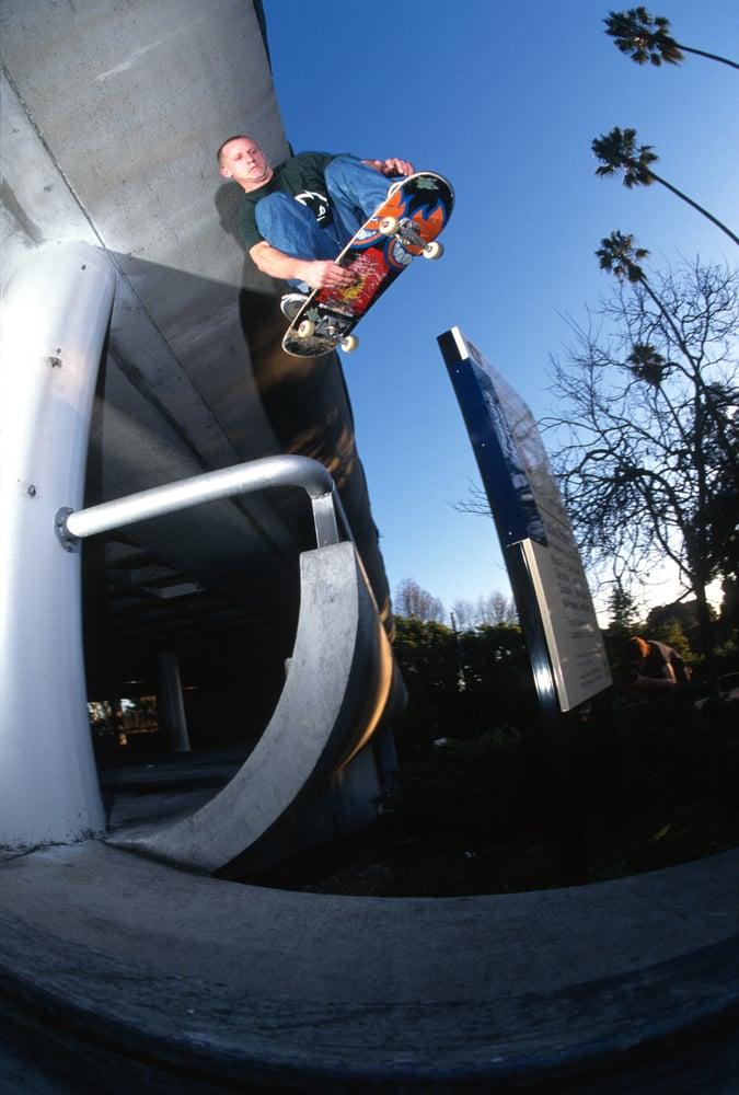 Royce Nelson, Berkeley 97 by Tobin Yelland