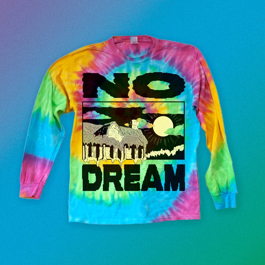 Image of PSYCHEDELIC DREAM LONG SLEEVE