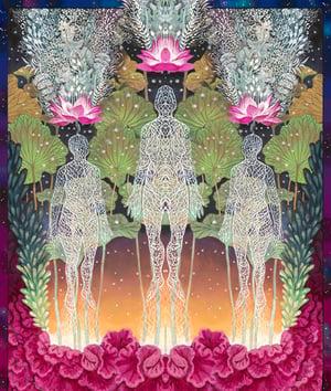 """""""In Bloom"""" Tapestry"""