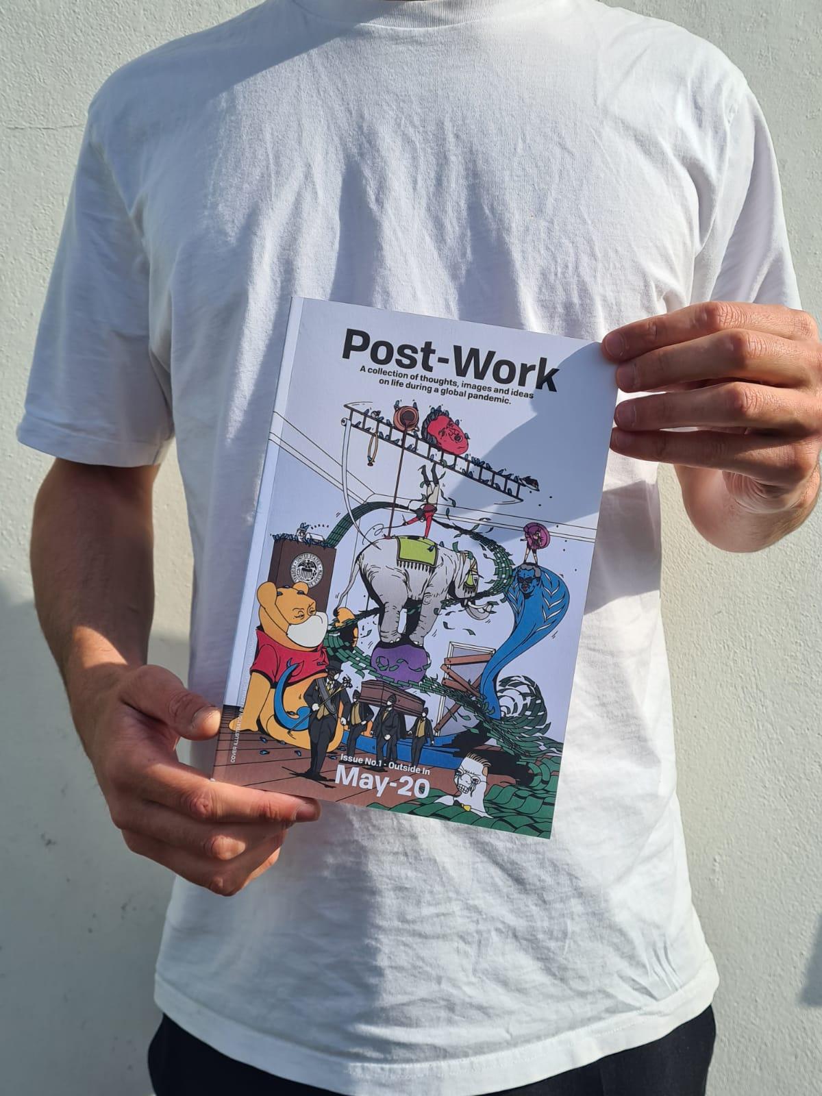POST-WORK Magazine Issue No.1