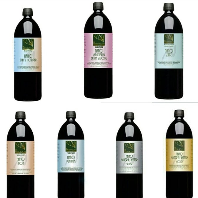 Image of 7 Nano Mineral Waters