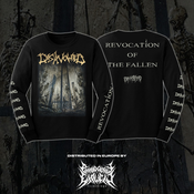 Image of DISAVOWED-REVOCATION...LONGSLEEVE ONLY EUROPE