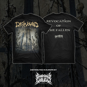 Image of DISAVOWED-RECOVATION...T-SHIRT ONLY EUROPE