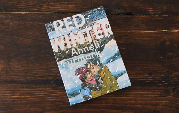 Image of Red Winter by Anneli Furmark