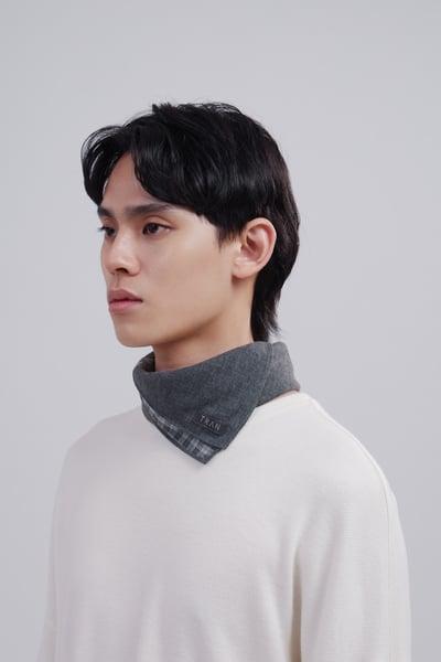 Image of TRAN - 二重紗織棉質方巾 (大)
