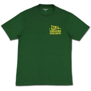 Image of Unfound project - Towing service s/s tee
