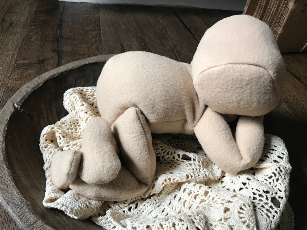 Image of Cuddle Bug Weighted Posing Baby