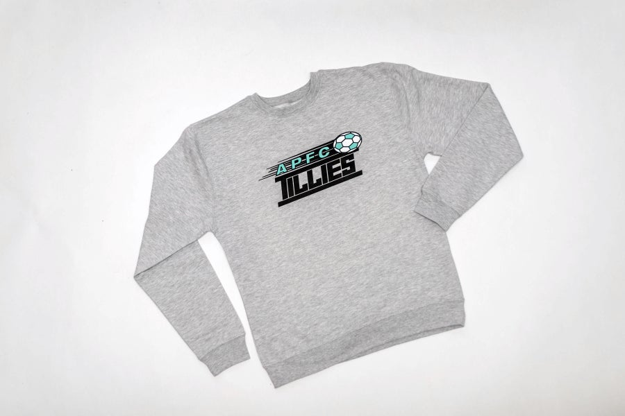 Image of Retro Indoor Logo Crew