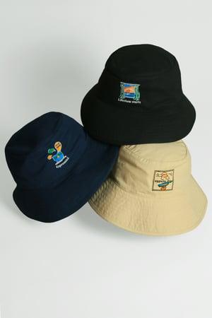 "Image of ""Lifeshow Starts"" Bucket Hat"