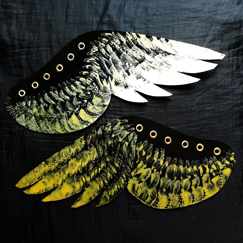 Image of Boot Wings